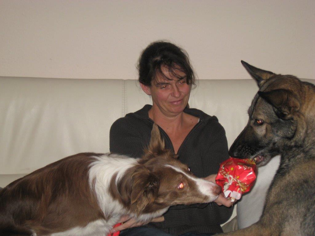 Yuma und Geschenke