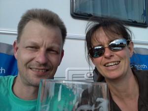 Olaf und Sylvia Feldmann